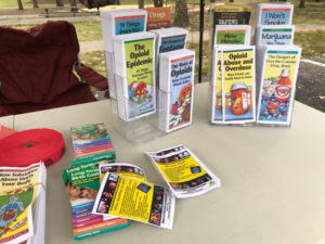 opioid prevention pamphlets