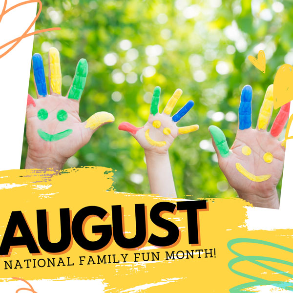 family-fun-month